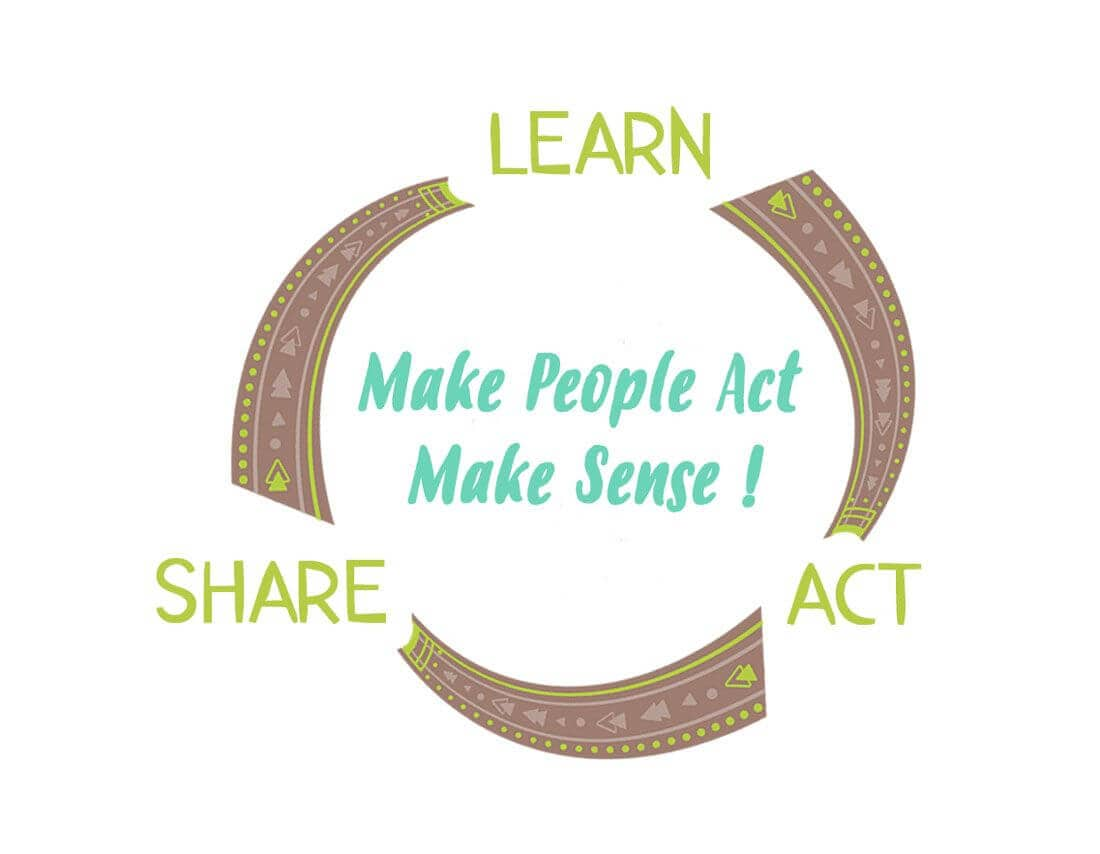 Ecologie Learn Act Share