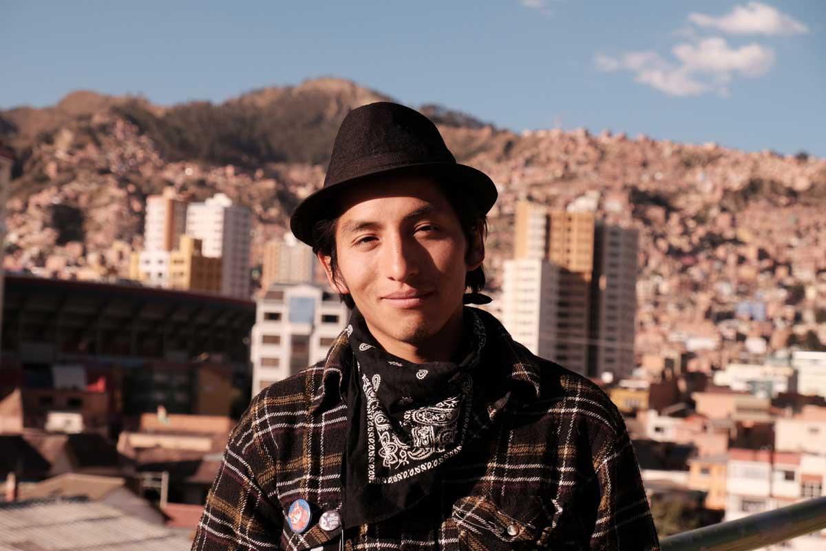 Portrait Bolivien