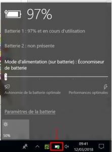 batterie éco ordi