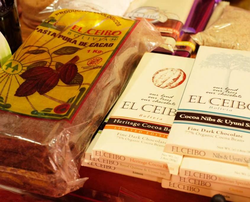 chocolat organique