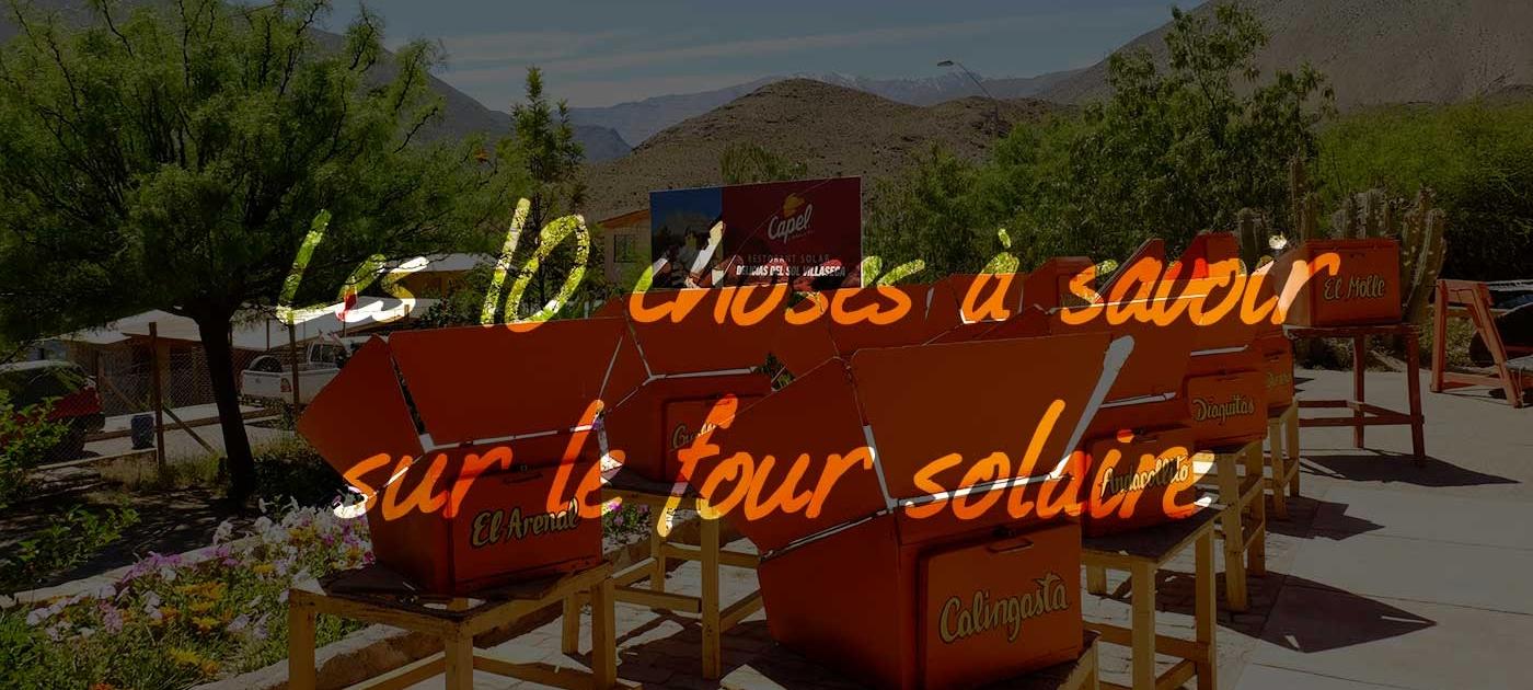 10 choses à savoir sur le four solaire